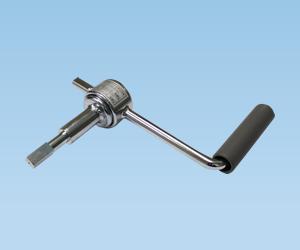 トルク調整式操作ハンドル
