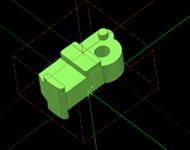 3D加工切削品の製作